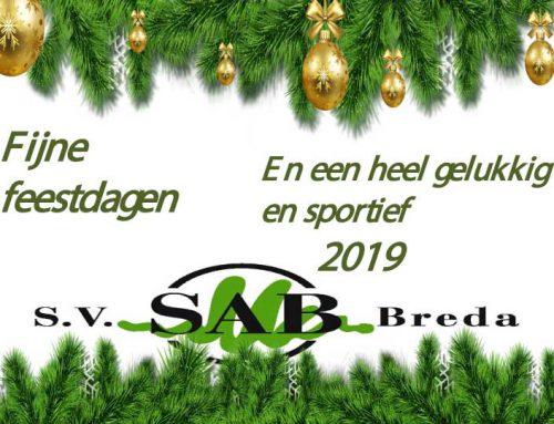 Nieuwjaarsreceptie 5-1-2019